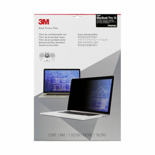 3M Bezpecnostni filtr pro Apple Macbook Pro 15 Retina Display