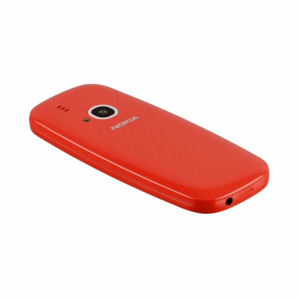 Nokia 3310 Dual Sim cervená