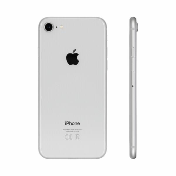 Apple iPhone 8 64GB MQ6H2ZD/A stribrna