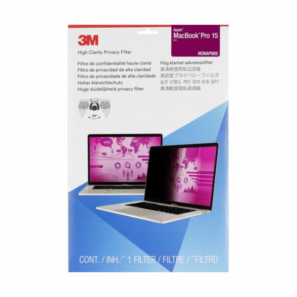 3M HCNAP002 Privacy Filter High Clarity f MacBook Pro 15