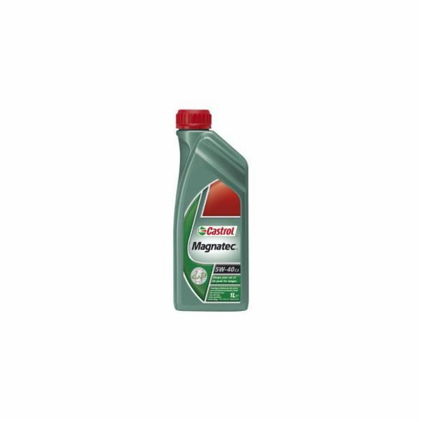 Motorový olej MAGNATEC 1L 5W40 C3 CASTROL