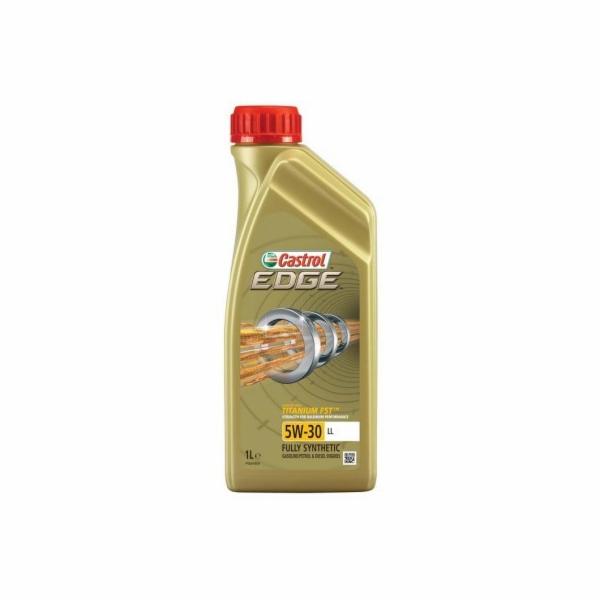 Motorový olej EDGE 5W30 TITANIUM LL 1L CASTROL