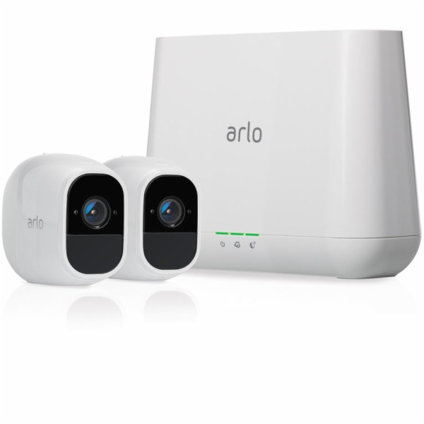 Netgear Arlo Pro 2 VMS4230P Smart Home Set 2 Cameras