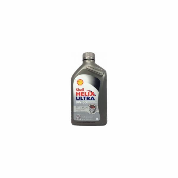 Shell Helix Ultra ECT C2/C3 0W-30 1L Motorový olej