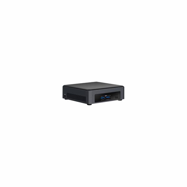 INTEL NUC 7i3DNKTC2 i3/USB3/Win10Pro/4GB/128GB SSD, kompletní PC
