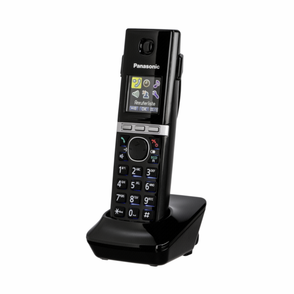 Panasonic KX-TGA806EXB black