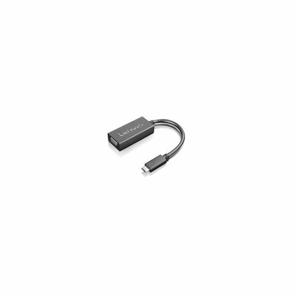 Lenovo GX90M44574 USB-C to VGA Adapter