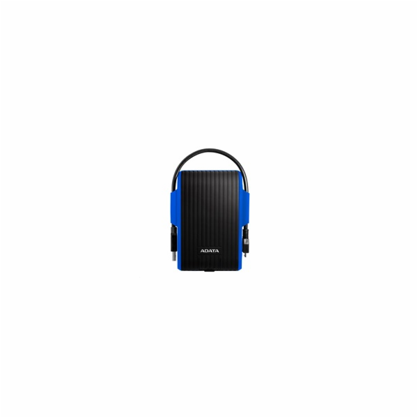"ADATA Externí HDD 1TB 2,5"" USB 3.1 DashDrive™ Durable HD725, modrý (blue)"