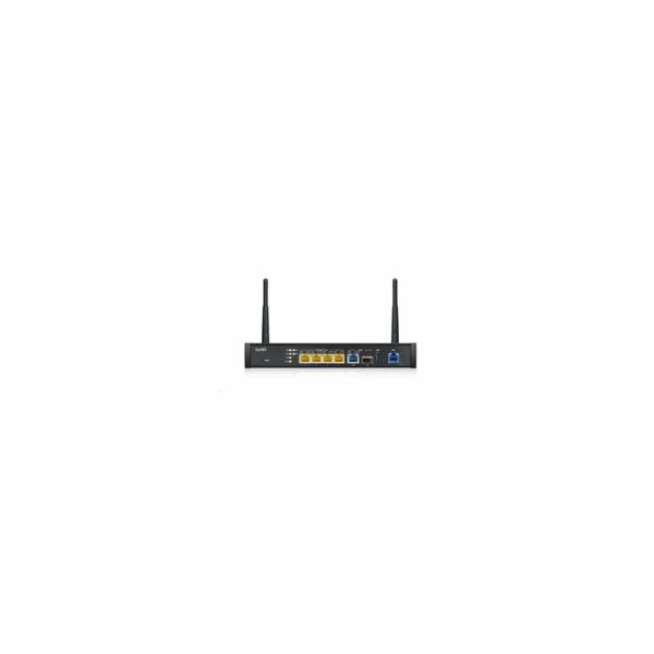 Zyxel SBG3500 SMB gateway, Multi-WAN: VDSL2, RJ45/SFP, 4xgigaLAN, 1xUSB 2.0, 802.11n(2x2,300Mbps), WIFI Contr.