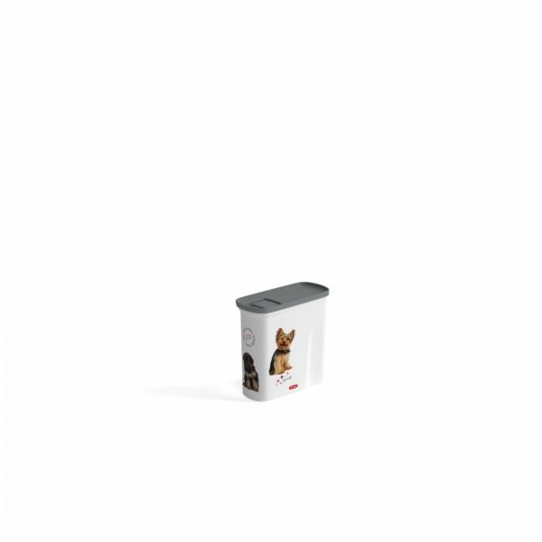 Curver kontejner na krmivo pro psy, 2l