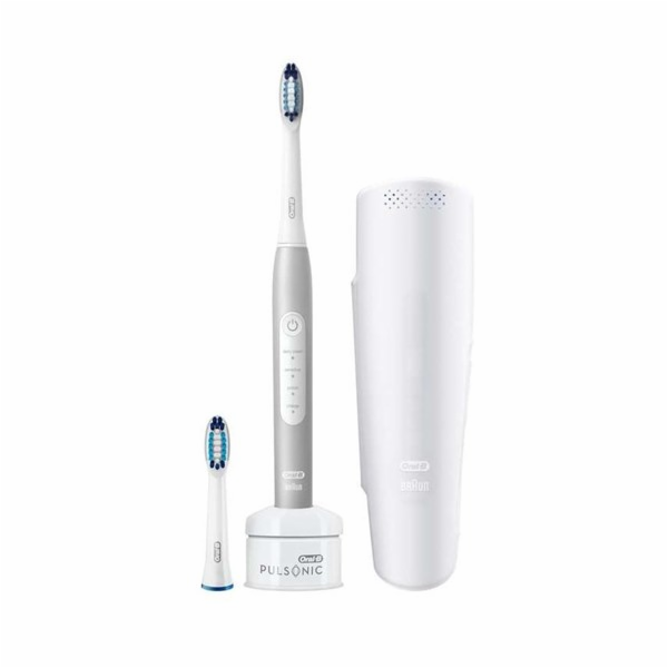 Oral-B Pulsonic SLIM LUXE 4200 Platinum Travel Edition