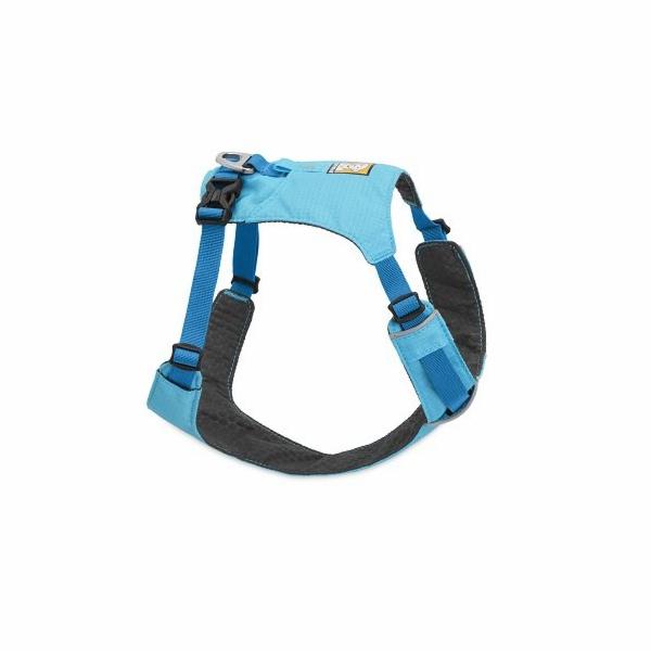 Ruffwear postroj pro psy, Hi & Light, modrý, velikost L/XL