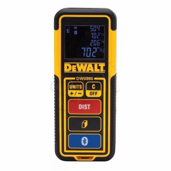 DeWALT DW099S Laserový dálkoměr