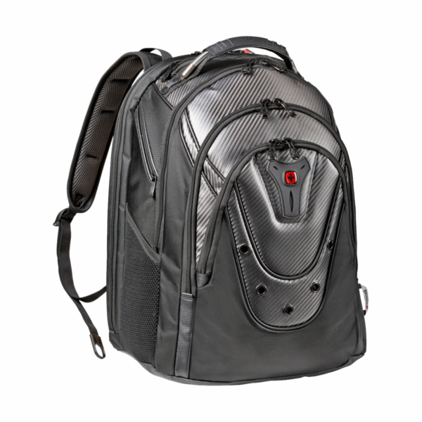 Wenger Ibex Notebook Backpack 17,3 Black Carbon Fibre 125th