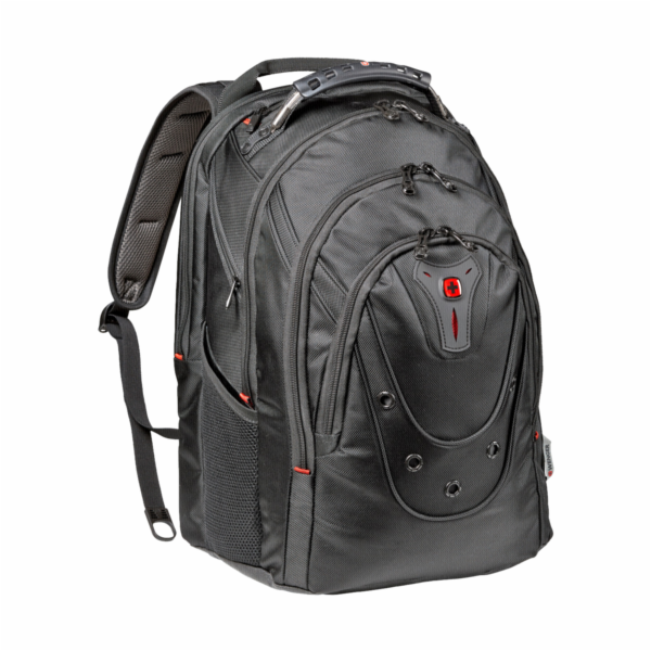 Wenger Ibex Notebook Backpack 17,3 Black Ballistic 125th