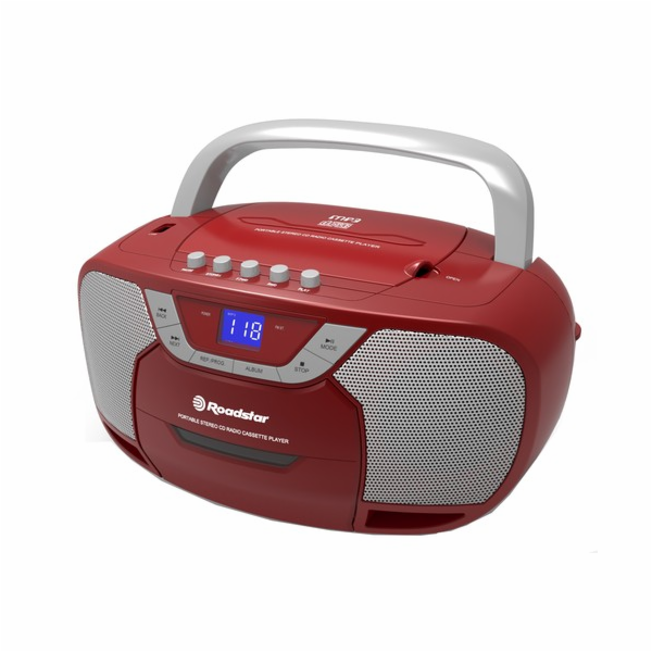 RCR-4625U/RD Radiomagnetofon s CD