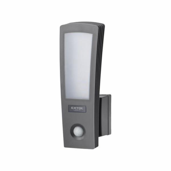 Světlo LED, domovní, s pohybovým čidlem, 700lm EXTOL-LIGHT