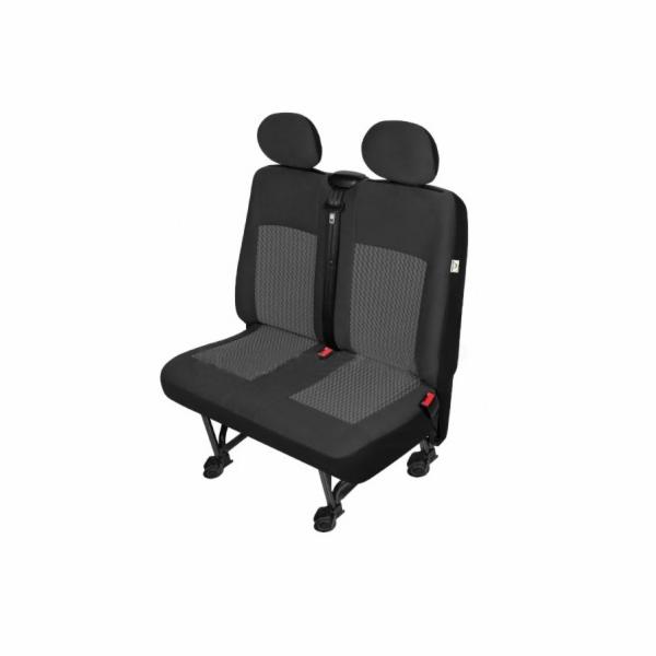 Autopotahy PERUN DV dodávka – 2 sedadla SIXTOL