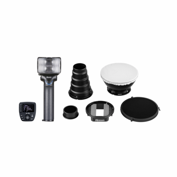 Nissin MG10 Set Canon incl. Air 10S + Lightshaping Kit
