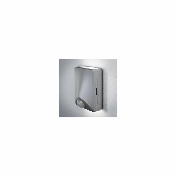 OSRAM LED Svítidlo mobilní DoorLED UpDown Silver SENSOR 230V N/AW 0 noDIM A+ Plast 40lm 4000K h (blistr 1ks)