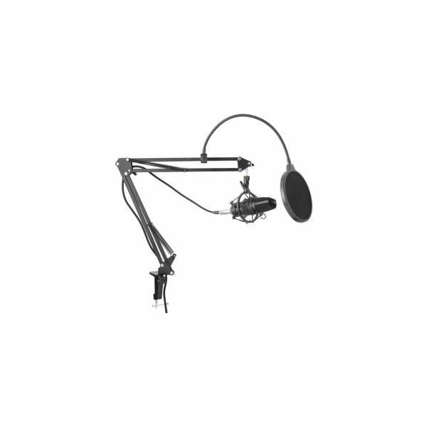 YMC 1030 STREAMER stolní mikrofon YENKEE