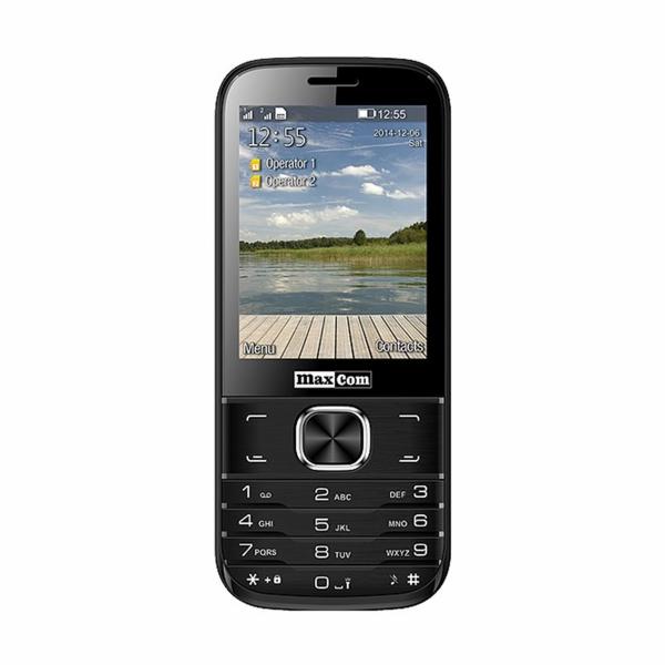 MaxCom MM237 mobilní telefon pouze DE, ANG, není CZ