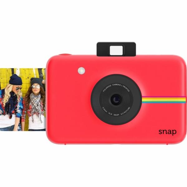 Polaroid SNAP Instant Digital, červený
