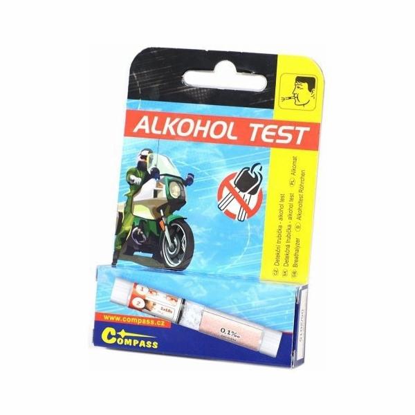 Detekční trubička - alkohol test, COMPASS