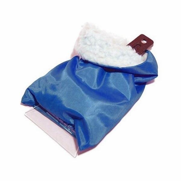 Škrabka na led s rukavicí COMPASS