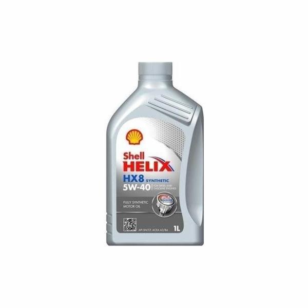 Motorový olej HX8 5W-40 1L SHELL