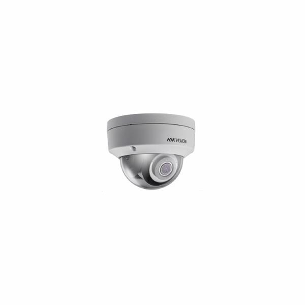 HIKVISION IP kamera 8Mpix, H.265, 25 sn/s, obj. 2,8 mm (102°), PoE, IR 30m, IR-cut, WDR 120dB, 3DNR, MicroSDXC, IP67
