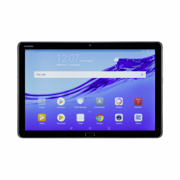 HUAWEI MediaPad M5 Lite 10 WiFi grey