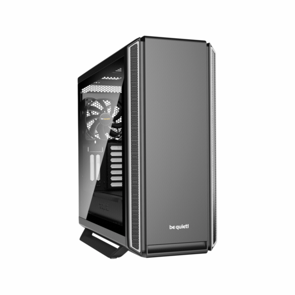 be quiet PC housing SILENT BASE 801 Window Silver