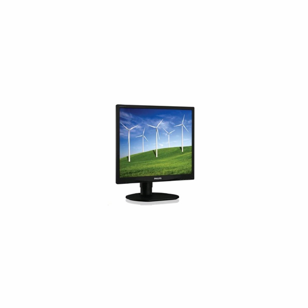 "Philips MT IPS LED 19"" 19S4QAB/00 - IPS panel, 1280x1024, D-Sub, DVI, repro"