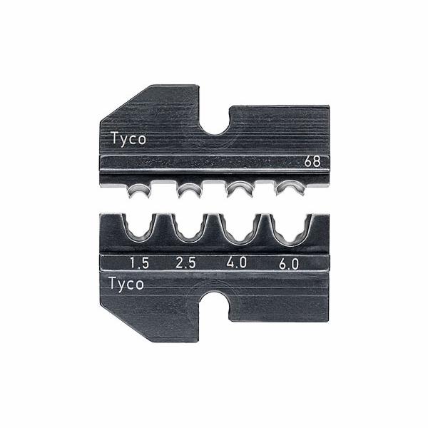 Knipex 97 49 68 Profil lisovací pro spojovaci kon. Solar - Tyco