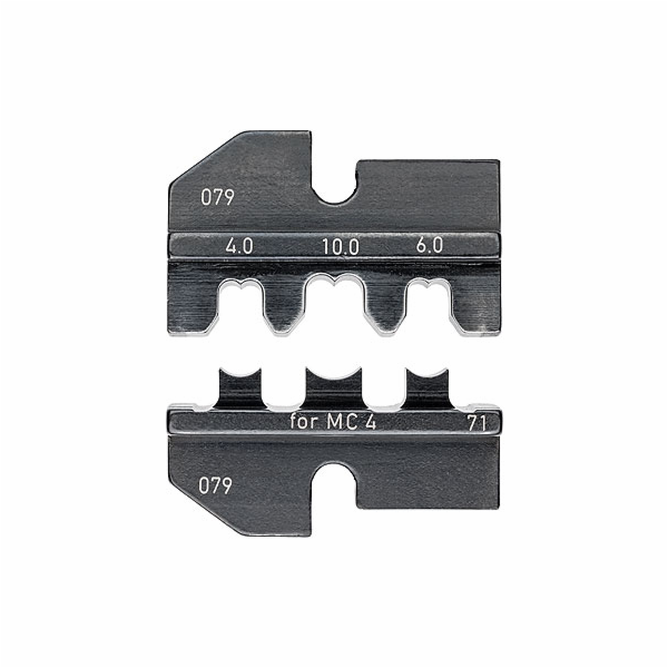Knipex 97 49 71 Profil lisovací pro MC4 (bis 10 mm2)