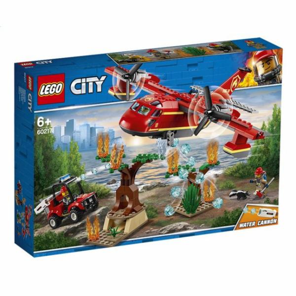 Lego City Požární letoun