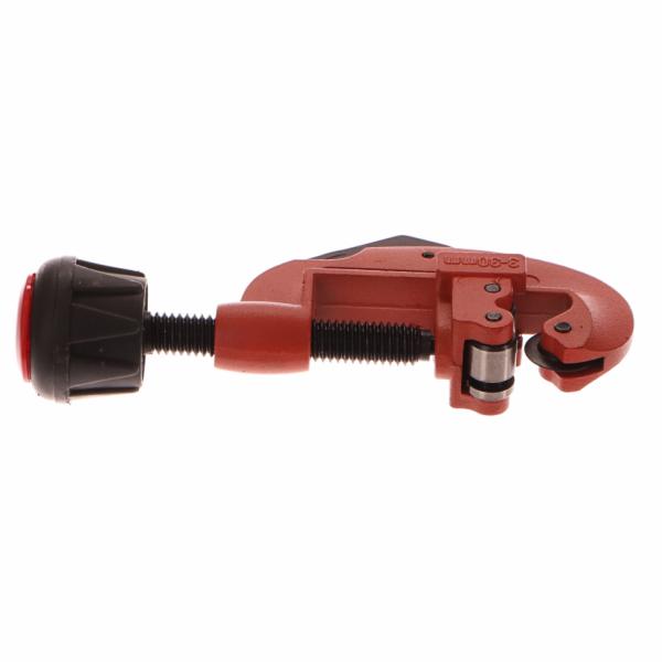 Řezač trubek s odhrotovačem, O 3-30mm, řezací kolečko 18x4x4,8mm, HSS EXTOL-PREMIUM
