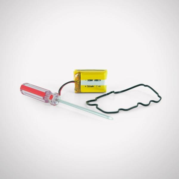SportDog Náhradní baterie do vysílačky pro elektronické obojky