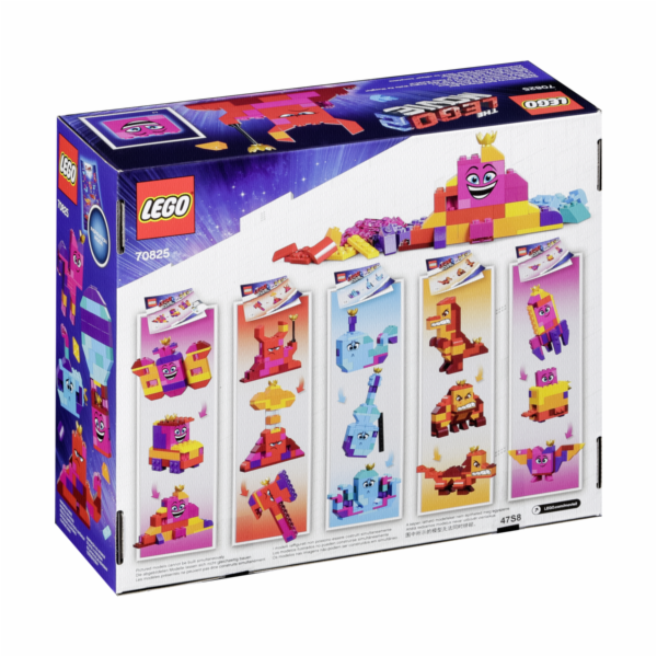 LEGO LEGO Movie 2 70825 Queen Watevra's Build Whatever Box!