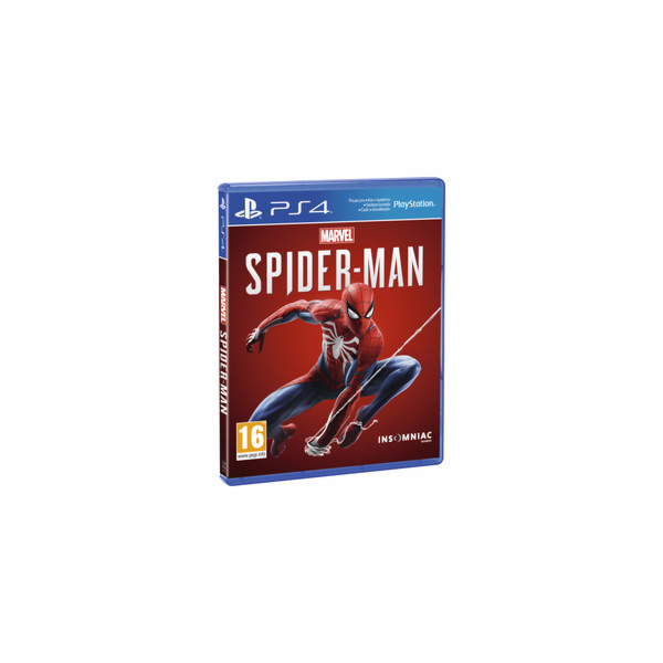 HRA PS4 Spider-Man