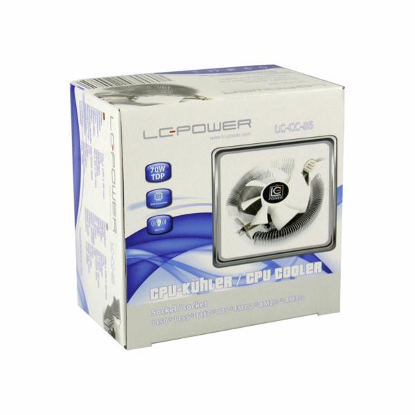 LC Power LC-CC-85 80mm fan