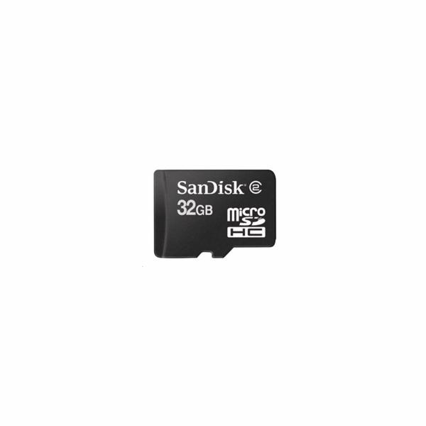 Paměťová karta Sandisk MicroSDHC 32GB class 4