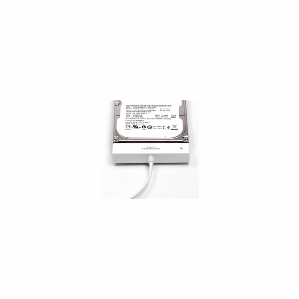 "AXAGON ADSA-1S, USB2.0 - SATA HDD/SSD adaptér vč. 2.5"" pouzdra"