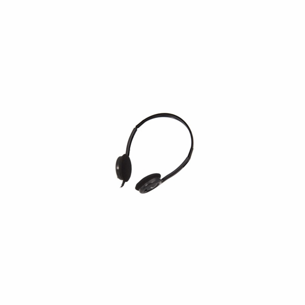 GENIUS sluchátka s mikrofonem HS-M200C, single jack