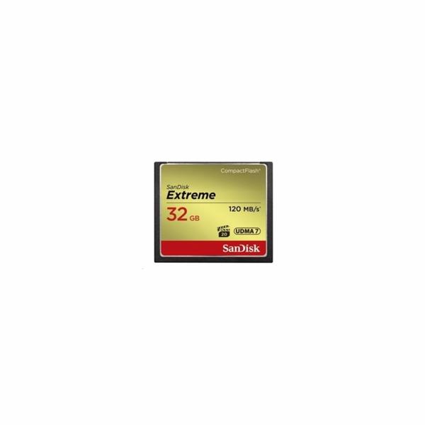 SanDisk CF Card 32GB Extreme