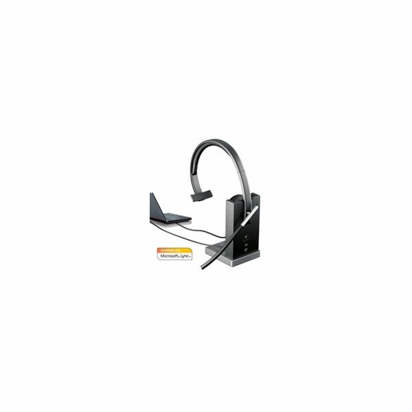 Logitech H820E Wireless Headset Mono bezdratova sluchatka