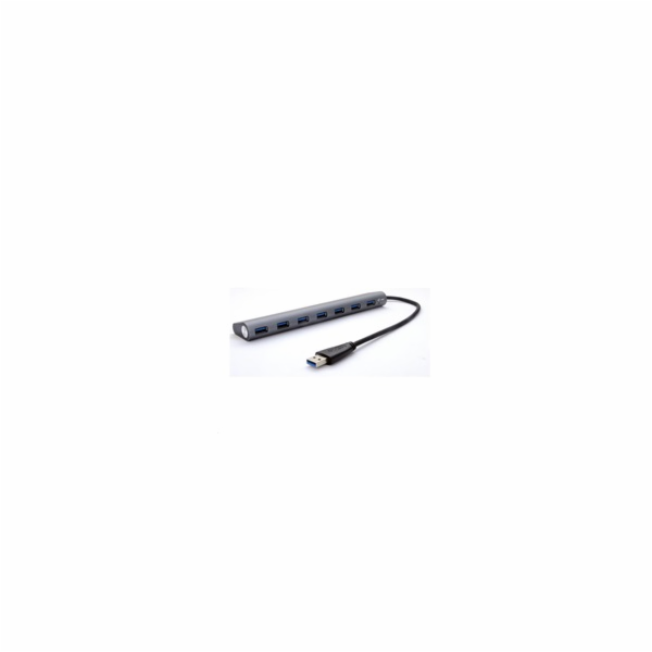 i-Tec USB3.0 HUB 7port, Metal, nabíjení