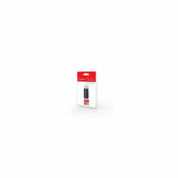 GEMBIRD Čtečka karet USB 3.0, mini design, UHB-CR3-01