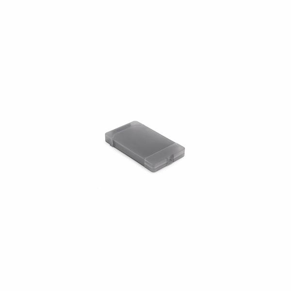 """iTec USB 3.0 MySafe Easy, rámeček na externí pevný disk 9,5mm / 2.5"""" USB-C 3.1 Gen2, černý"""